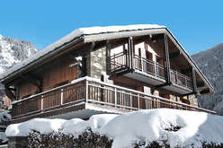 High-end properties in Chamonix and Bozel