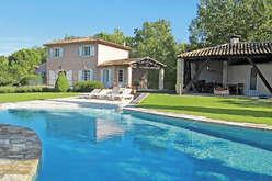Peyrolles et Rognes,  au nord d'Aix-en-Provence