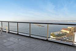 Une terrasse à Marseille