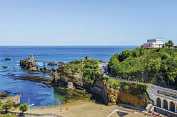 Biarritz, an on-going courtship