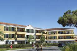 Les appartements à Hyères-les-Palmiers