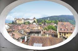 Annecy, a buoyant market