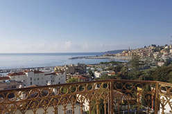 Menton, an aura both national and international