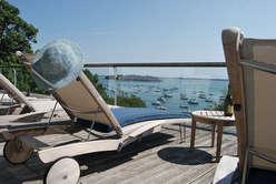 Un balcon sur l'Atlantique