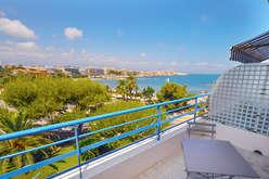 Antibes, a serene property market
