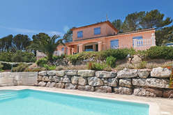 La Bouverie and Valescure, desirable addresses in Le Var