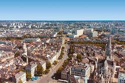 Nantes hyper centre, un emplacement parfait