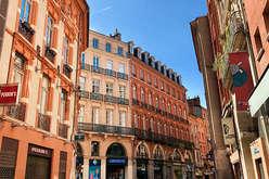 La brique rouge à Toulouse,  matériau phare