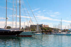 Antibes, more stable prices