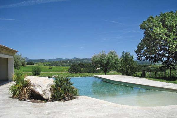 Article du magazine vaison la romaine ville provencale - Hotel vaison la romaine piscine ...
