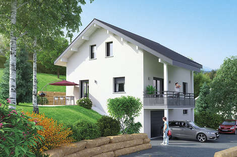 New villas in Monnetier-Mornex