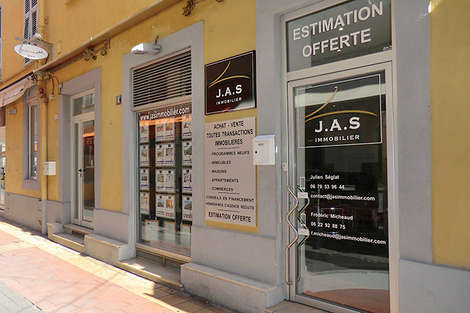 With thanks from J.A.S Immobilier