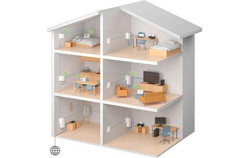 maisons et appartements vendre une maison connect e. Black Bedroom Furniture Sets. Home Design Ideas