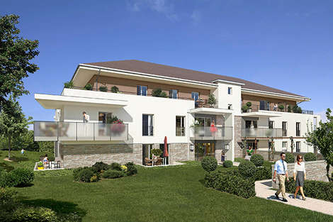 Villa Appolina in Vétraz-Monthoux