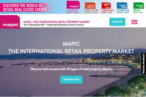 MAPIC international fair