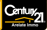 LogoCentury 21 ARELATE IMMO