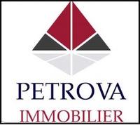 LogoPetrova Immobilier