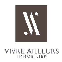LogoVIVRE AILLEURS IMMOBILIER
