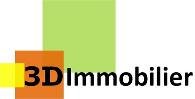 Logo3D immobilier