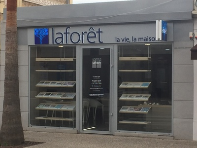 LogoLAFORET LE CANNET