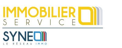 LogoIMMOBILIER SERVICE