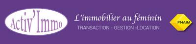 Logo ACTIV IMMO