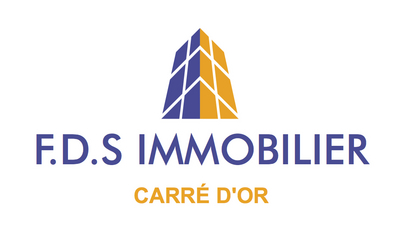 Logo FDS Immobilier Carré d'or