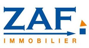 Logo ZAF IMMOBILIER PATTE D'OIE