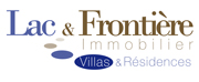 Logo LAC ET FRONTIERE IMMOBILIER