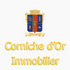 LogoCORNICHE D'OR IMMOBILIER