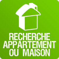 LogoRECHERCHE APPARTEMENT OU MAISON