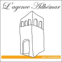 LogoL'AGENCE ADHÉMAR