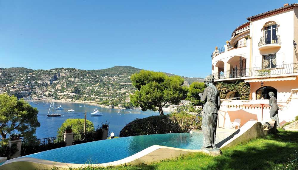 Immobilier prestige paris en provence sur la c te d 39 azur et dans le sud ouest maisons for Prestige immobilier location