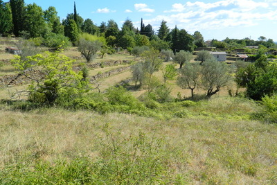 Building plot for sale in LES VANS   - 1800 m²