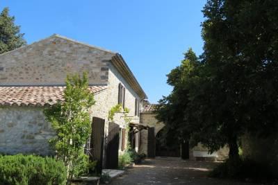 Maison à vendre à SAUZET  - 8 pièces - 275 m²