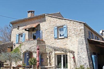 SIMIANE-LA-ROTONDE- Maison à vendre - 9 pièces - 200 m²