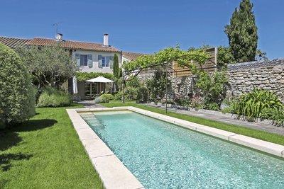 Villas maisons vendre st remy de provence centre for Acheter une maison en provence