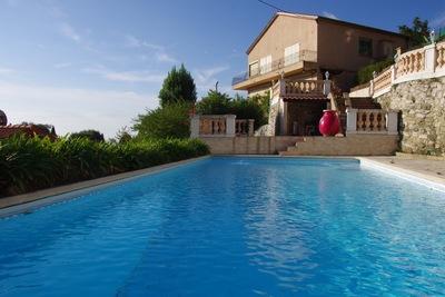LA TURBIE- Maison à vendre - 6 pièces - 170 m²