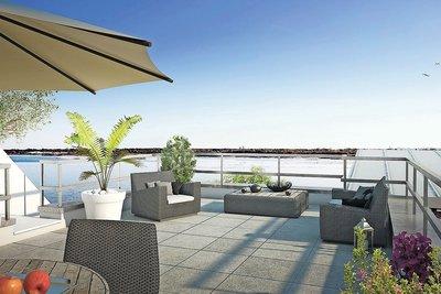 Apartment for sale in ARCACHON  - 4 rooms - 106 m²