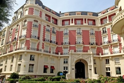 Apartment for sale in BIARRITZ  - 2 rooms - 40 m²