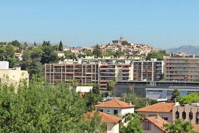 Apartment for sale in CAGNES-SUR-MER  - 4 rooms - 85 m²
