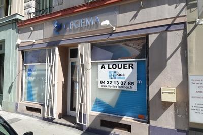 NICE- Bien à louer - 3 pièces - 90 m²
