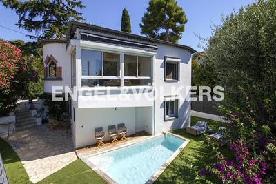 CANNES- Maison à vendre - 5 pièces - 220 m²