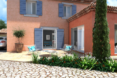 House for sale in GRIMAUD  - 5 rooms - 125 m²