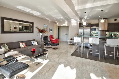 Appartement à vendre à VILLEFRANCHE-SUR-MER  - 3 pièces - 85 m²