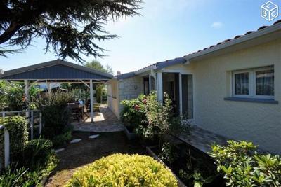 VAUX SUR MER- Maison à vendre - 5 pièces - 153 m²