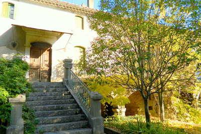 Maison à vendre à LES VANS  - 17 pièces - 420 m²