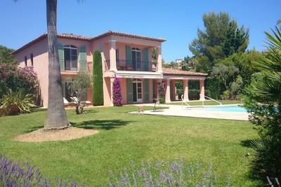 House for sale in GRIMAUD  - 6 rooms - 200 m²