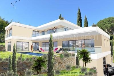 MANDELIEU-LA-NAPOULE- terrain à vendre  - 225 m²