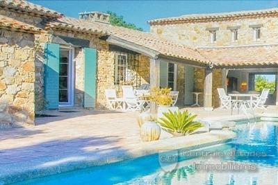 House for sale in MANDELIEU-LA-NAPOULE  - 6 rooms - 180 m²